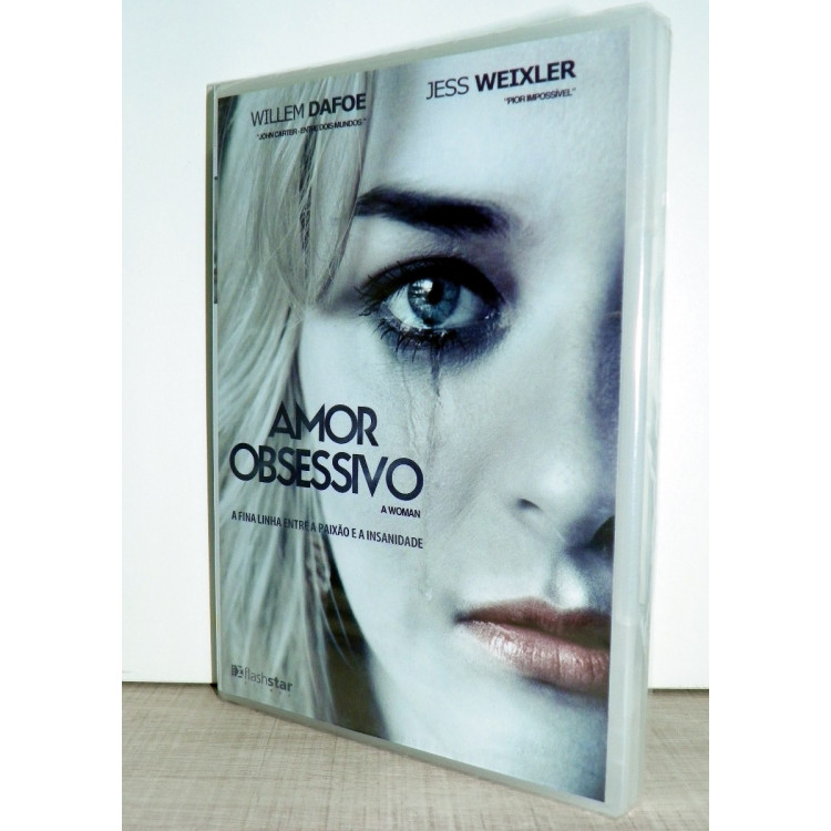 Amor Obsessivo - (drama) Dvd