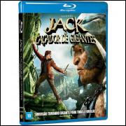 Jack O Caçador De Gigantes - Blu-ray - Para Toda Família
