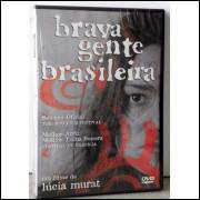 Brava Gente Brasileira  - Dvd Raríssimo Dvd