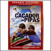 O Caçador De Pipas Baseado No Livro De Khaled Hosseini - Dvd