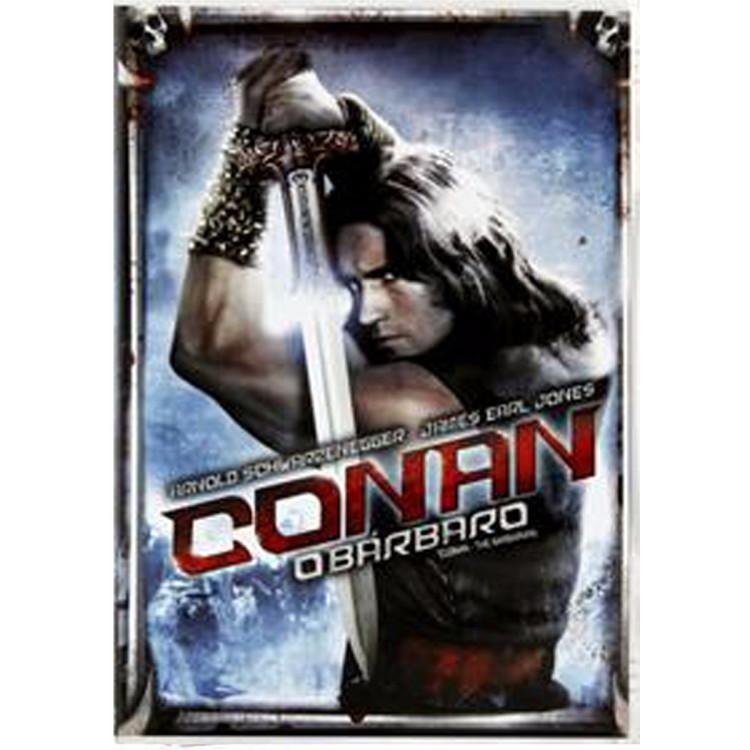 Conan - O Bárbaro - Dvd - (1982) Arnold Schwarzenegger