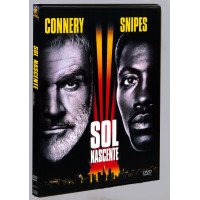 Sol Nascente - Connery & Snipes - Dvd