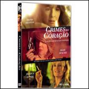 Crimes Do Coração - Dvd