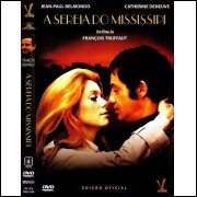A Sereia Do Mississipi -  Cinema Francês - Dvd  Raro