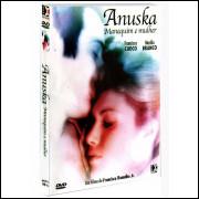 Anuska Manequim E Mulher -  Francisco Cuoco  Dvd