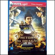 O Retorno Do Dragão - A Cidade Perdida - Dvd Raríssimo