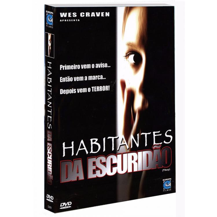 Habitantes Da Escuridão - Ethan Embry, Marc Blucas -  Dvd