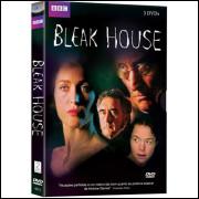 Bleak House - Por Charles Dickens - 3 Dvds