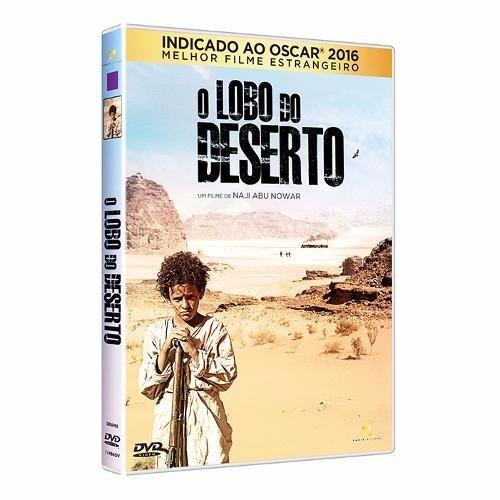 O Lobo Do Deserto - Um Filme De Naji Abu Nowar Dvd
