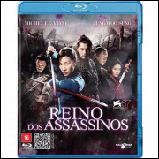Reino Dos Assassinos - Classico Chines Blu-ray Original Novo