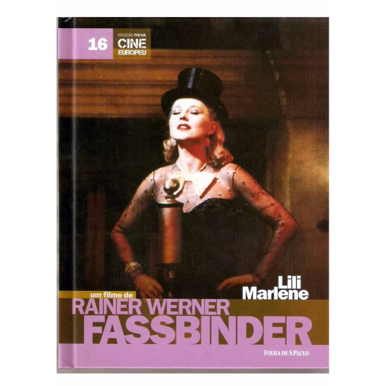 Lili Marlene - Coleção Folha De Sp  Dvd  Novo Lacrado