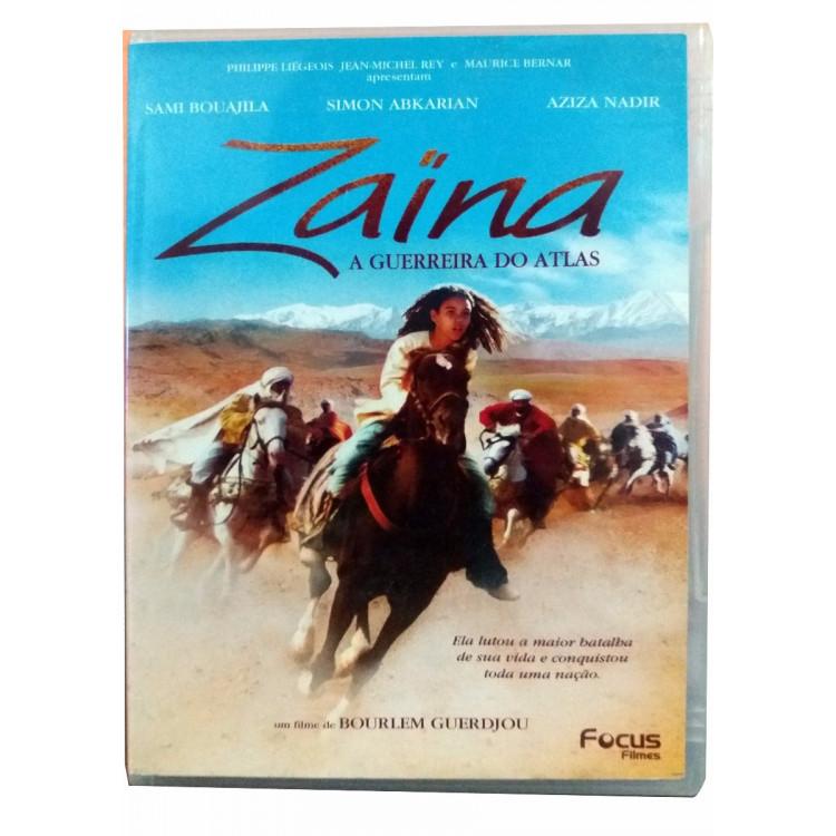 Zaina - A Guerreira Do Atlas - Raríssimo - Novo Lacrado