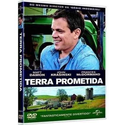Terra Prometida - (promised Land) Original  Dvd