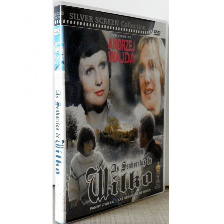Dvd As Senhoritas De Wilko  - Dvd Raríssimo