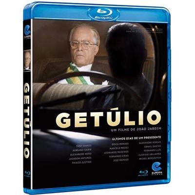 Getúlio  *original - Blu-ray - Original - Lacrado*