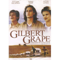 Gilbert Grape - Aprendiz De Sonhador  *drama - Romance* Dvd