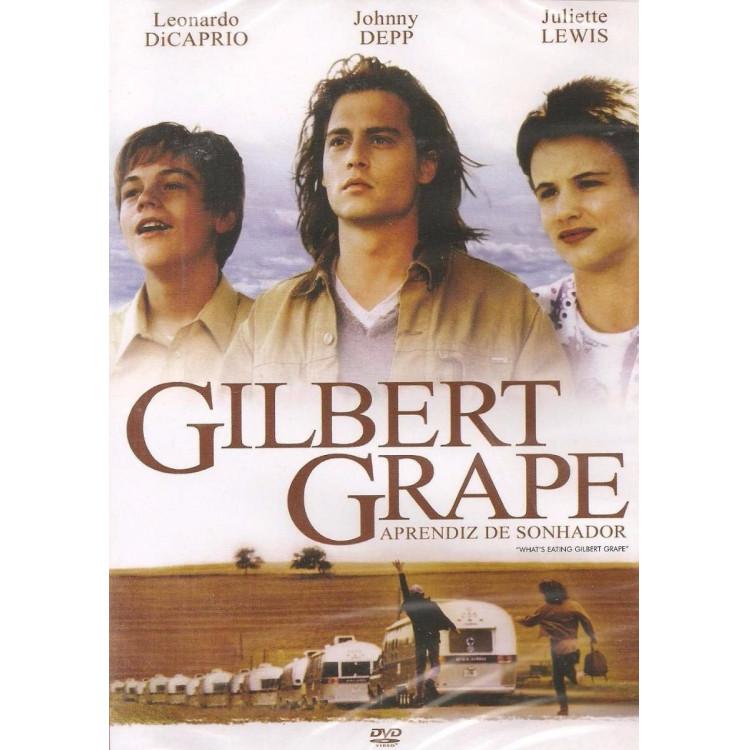 Gilbert Grape - Aprendiz De Sonhador  *drama - Romance* Dvd