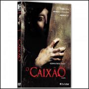 O Caixão -  The Coffin - Dvd Original Novo Lacrado