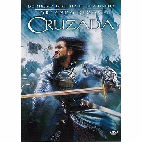 Cruzada - Ridley Scott - Orlando Bloom  Dvd  @