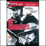 Os Indomáveis - Russel Crowe - Dvd @
