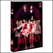 Medo Edição Especial Duplo  - Terror Dvd