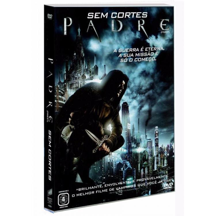Padre  - Scott Charles Stewart - (sem Cortes)  Dvd