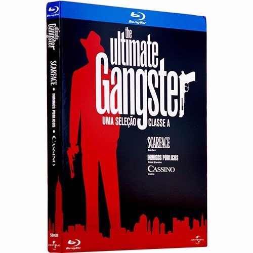 The Ultimate Gangster - Blu-ray - Original Novo Lacrado